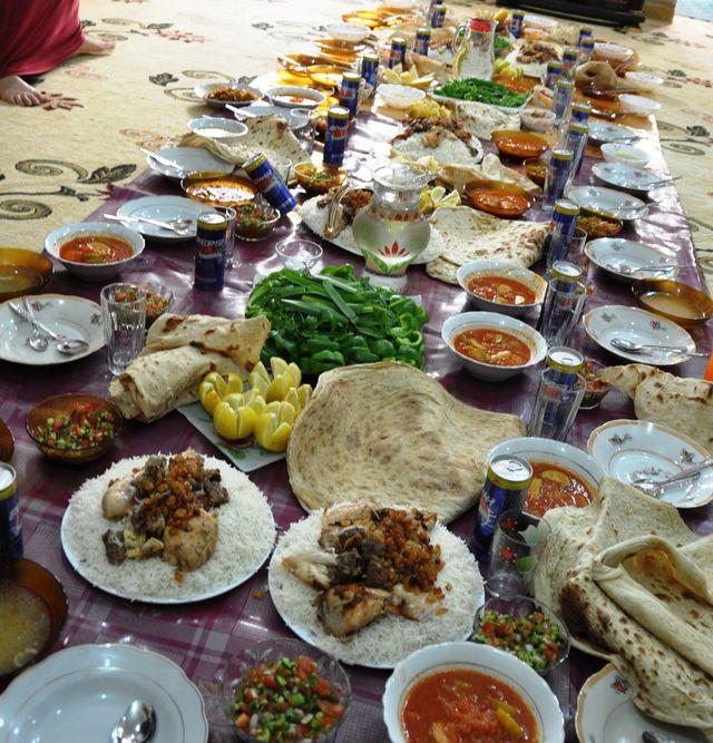Travelogue: Kurdish cuisine
